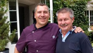 Cédric Manzoni & André Maurel aux « Olivades »