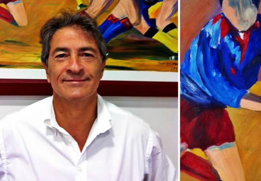 Michel Duffranc / Ancien Président de l'U.S. Tyrosse Rugby Côte Sud