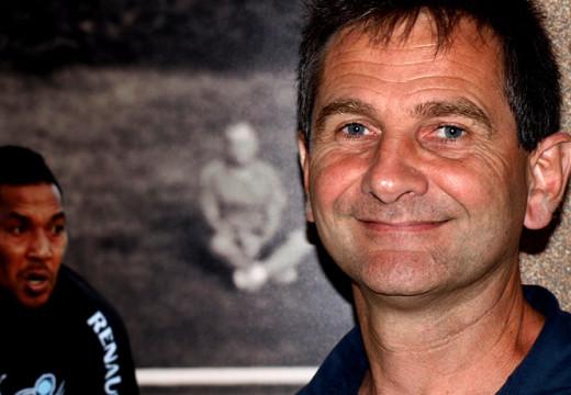 Olivier Nier / Responsable Technique du Rugby Club Massy Essonne