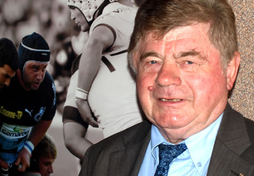 Michel Antoine / Président de la SASP du  Rugby Club Massy Essonne