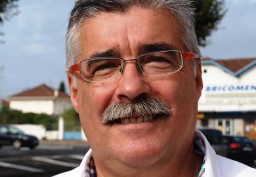 Robert Diriberry / Coprésident de l'US Tyrosse Rugby Côte Sud