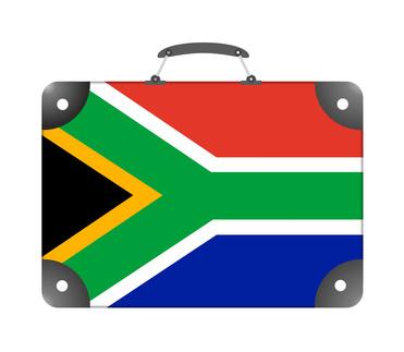 Valise Afrique du Sud