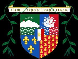 Blason Ile de La Réunion