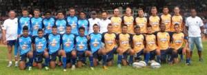 Sélections Réunion à 7 U16 et U18