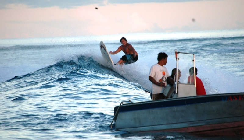 photo surf François Payot
