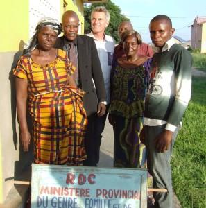 Au Ministère provincial du Genre, de la Famille et de l'Enfant du Bandundu