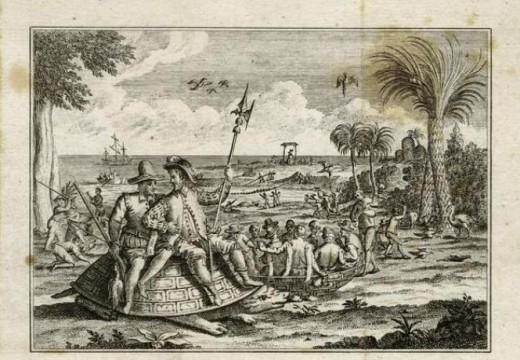 Ile de La Réunion // Histoire