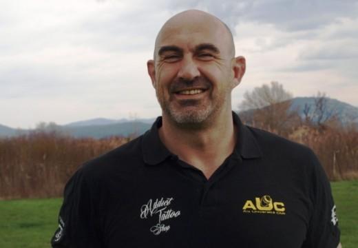 Chris Wyatt / Joueur et entraîneur à l'Aix Université Club Rugby
