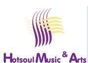 logo hotsoul music & arts