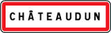 panneau chateaudun