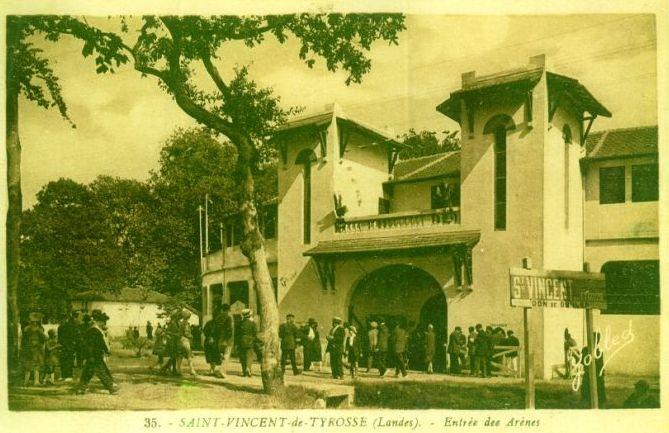 Arènes de 1927