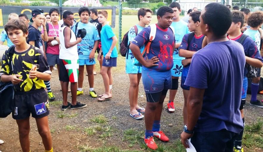 Martien Adolphe - Ecole de rugby