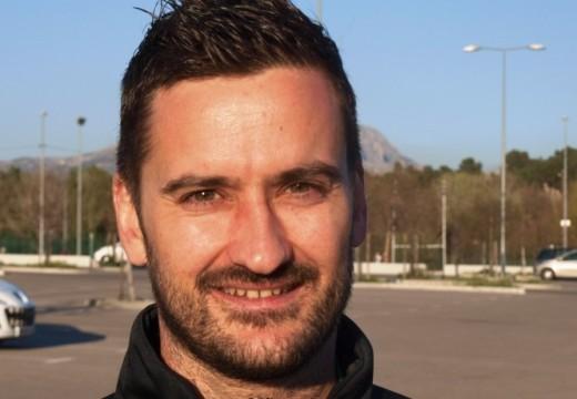 Stéphane Laffet / Demi de mêlée et Capitaine de l'AUC Rugby