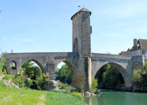 Wikimedia - Mossot - Pont vieux Orthez