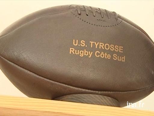 ballon rugby tyrosse