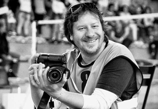 Xavier Faugère / Créateur d'Aix Sports Info à Aix-en-Provence