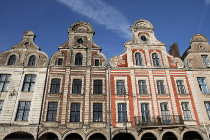Maisons, Grand place d'Arras