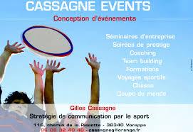 logo cassagne events