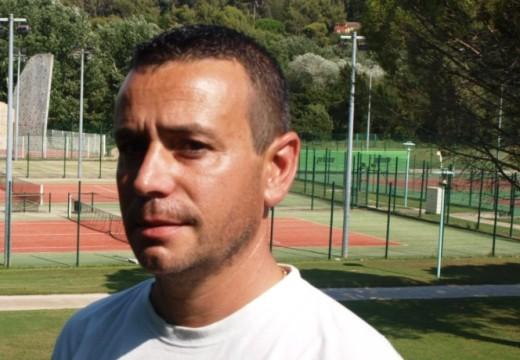 Philippe Laborde / Entraîneur des Crabos de Provence Rugby