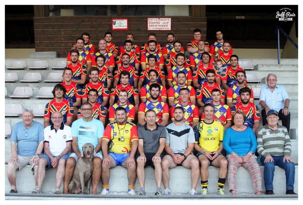 équipe chr 2015 2016 - foto jeff ruiz