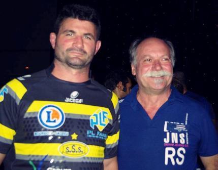 david et son père
