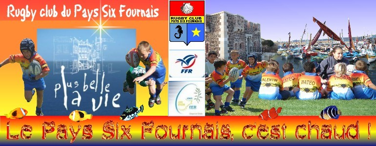 ecole rugby six fours