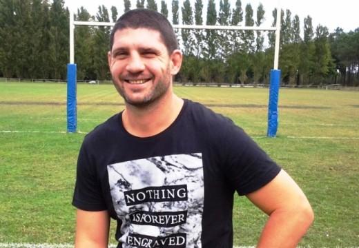 Nicolas Bayer / Entraîneur du Capbreton Hossegor Rugby