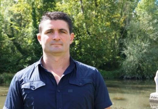 David Chabert / Troisième ligne au Saint-Savin-Sportif
