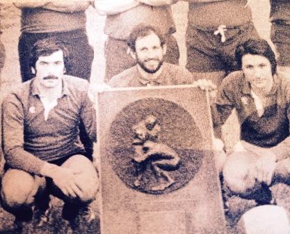 riquet champions de France 79