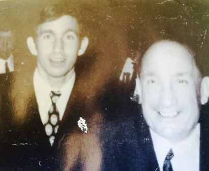 riquet et son père Louis