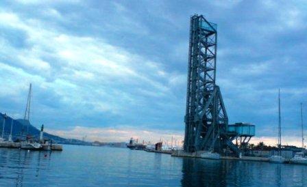 Le pont du chantier la Seyne Wikipedia public