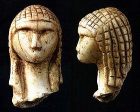 dame de brassempouye - wikipedia