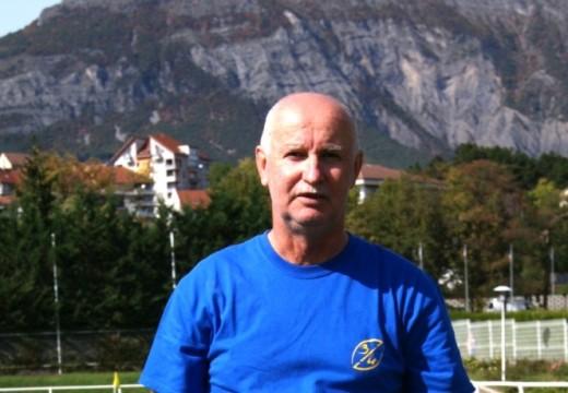 Gérard Masse / Président du Gap Hautes-Alpes Rugby