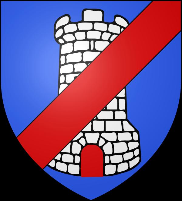 Blason Mérignac Wikipedia Galaad de Nallys