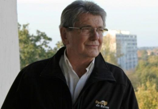 Jean-Claude Lacassagne / Cofondateur de Drop de Béton