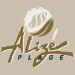 logo alizé plage
