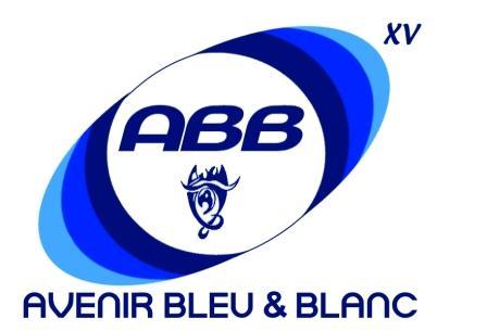 logo avenir bleu et blanc