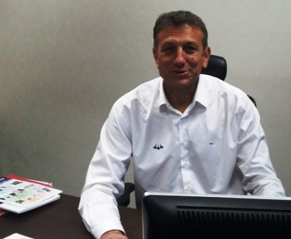 Christophe reste un fidèle supporter du FCG Rugby