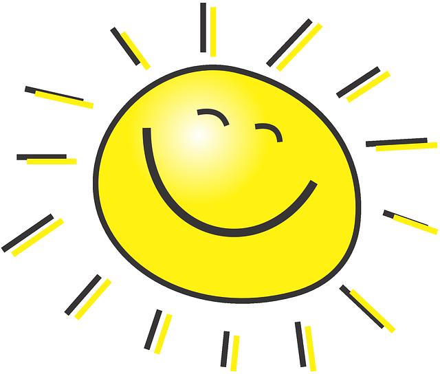 soleil pixabay ClkerFreeVectorImages