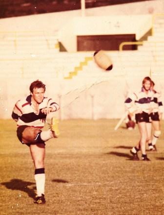 Match Réunion en 1981