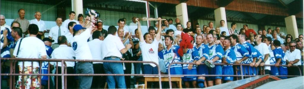 pit champion france 1ere serie 2000