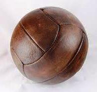 vieux ballon foot