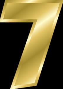 chiffre 7 Pixabay