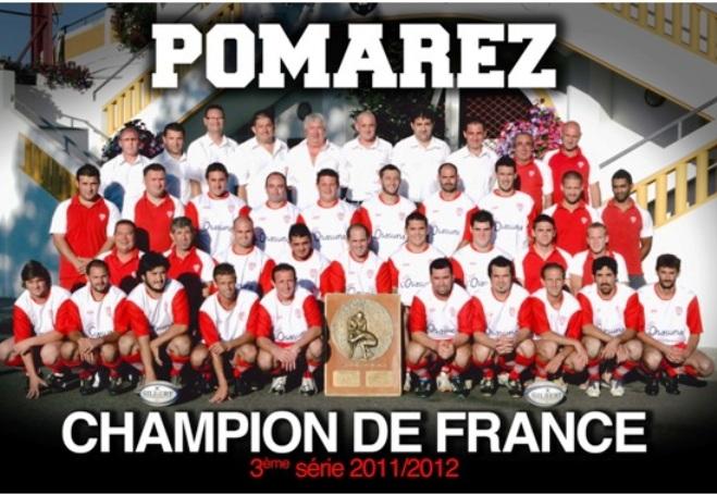 pomarez champion 2012