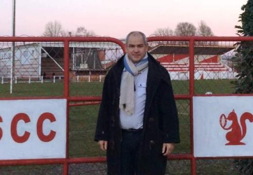 Christophe Rouchaleou / Responsable du « 7 » au Comité de Côte d'Argent
