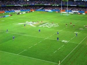 Rugby à 7… Peu de joueurs sur le terrain !