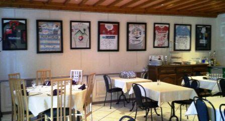 Restaurant le St Jacques intérieur