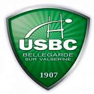 logo US Bellegarde