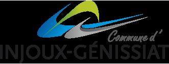 logo commune injoux-génissiat