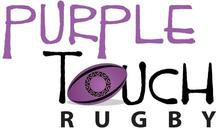 logo purple touch
